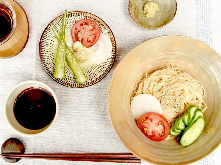 玄米麺・中華そば風