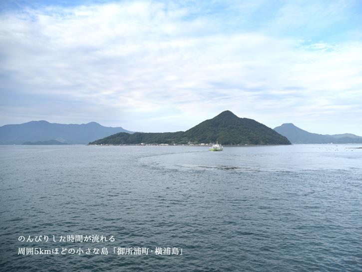 御所浦町・横浦島