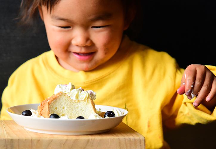 子供シフォン1