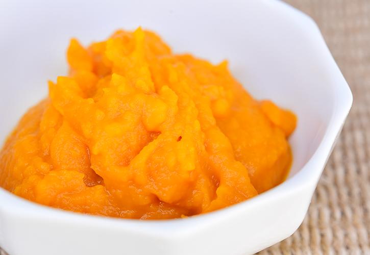 かぼちゃのピューレ