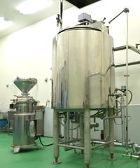 発酵具合を確認