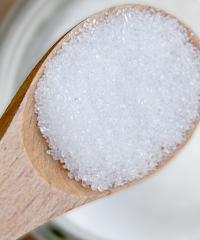 オーガニック甜菜糖の写真