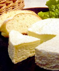 玉名牧場のチーズ