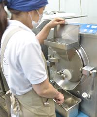 アイス製造