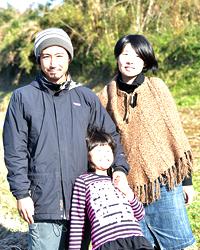 生田さん一家の写真