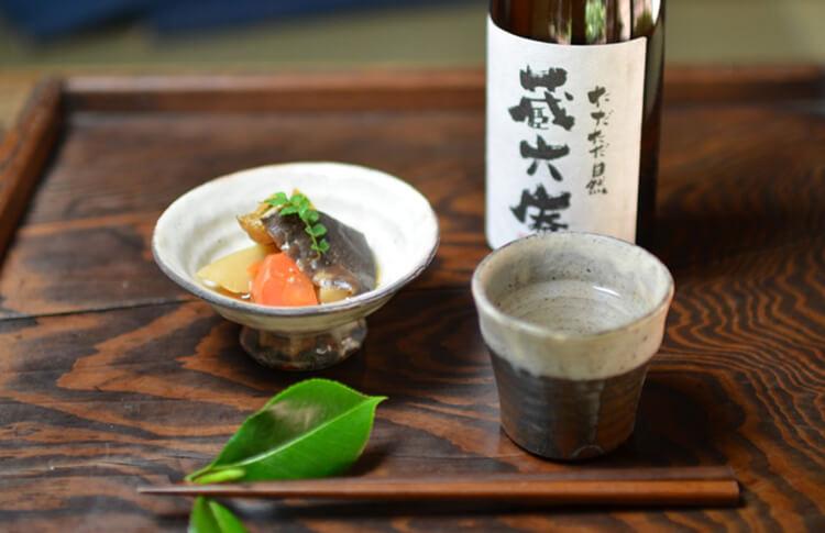 米焼酎「蔵六庵」 720ml(減圧蒸留25度)