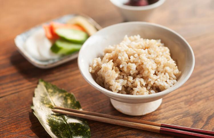 自然栽培 玄米ごはん 160g