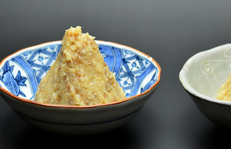 もっこす味噌 700g(大豆・米・麦の合わせ味噌)
