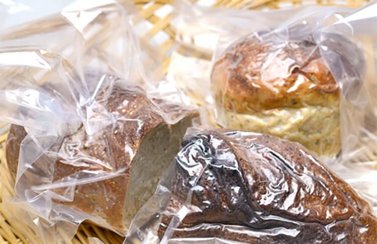 明石農園の天然酵母のパン3種セット【11月23日(金)発送分】