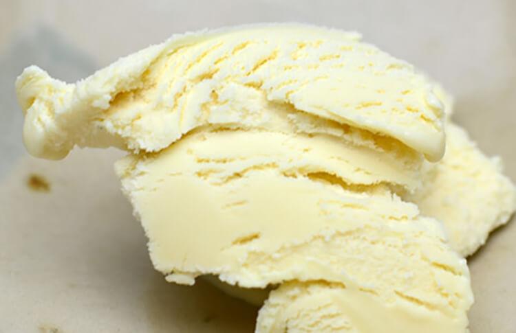 ジャージー牛乳のアイスクリーム【至福のバニラ】75ml×5個