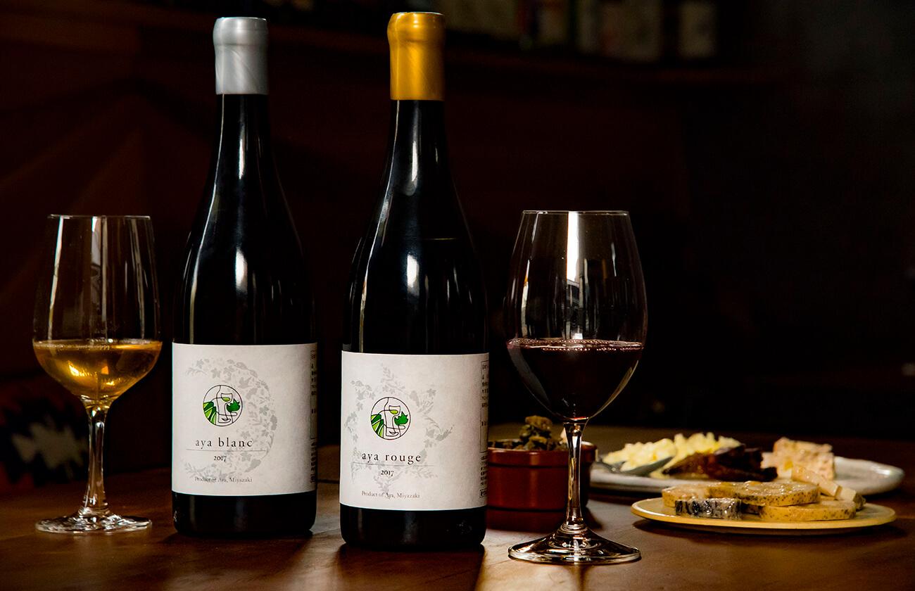 香月ワイン