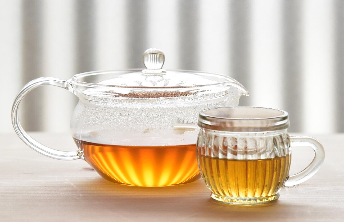 自然ごぼう茶