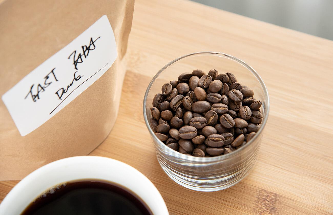 きくち村のコーヒー豆
