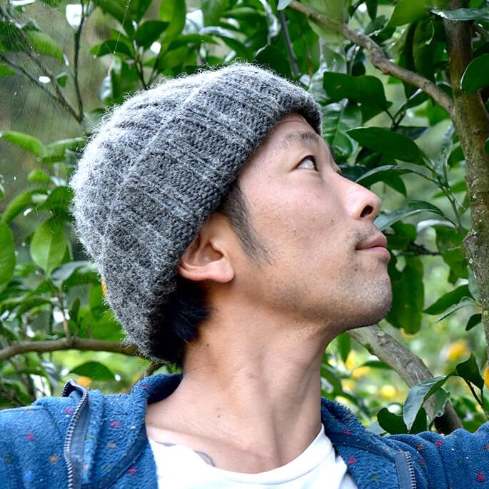 生産者の園田さん