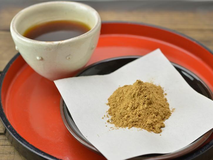 粉末ごぼう茶