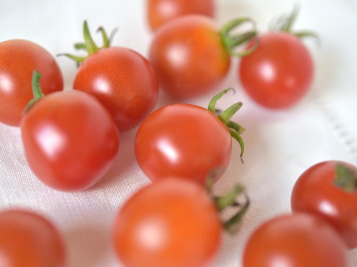 フレッシュなミニトマト
