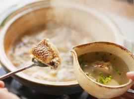 黄金色のスープ