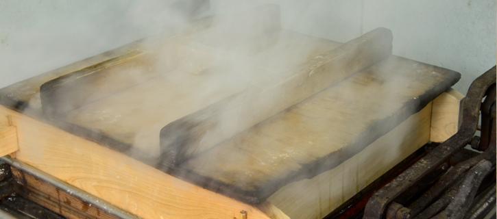 蒸気がブシュー蒸し器